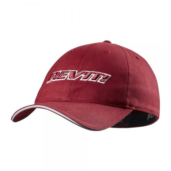 Revit Stockton Cap - Burgunder Rot