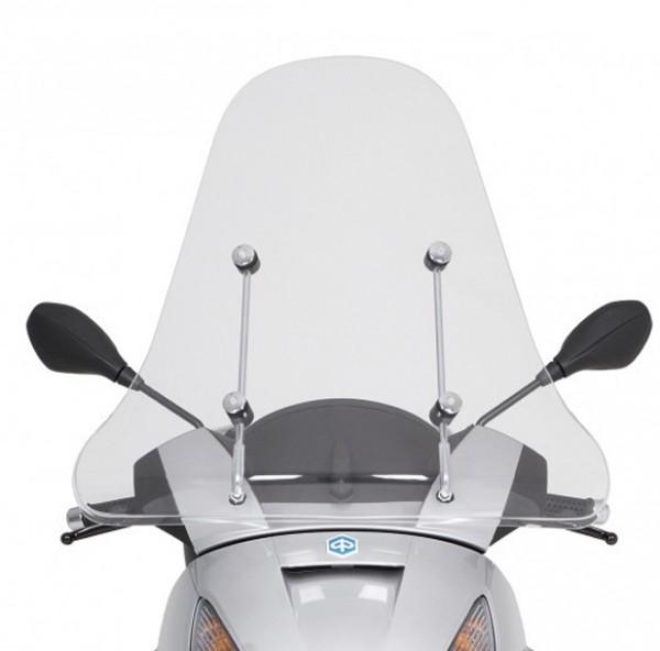 Orignal Windschild hoch Piaggio X7