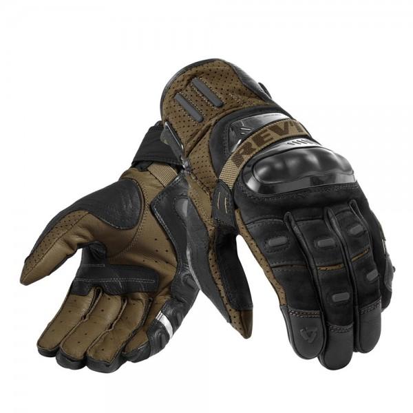 Revit Cayenne Pro Handschuhe - Schwarz-Sand