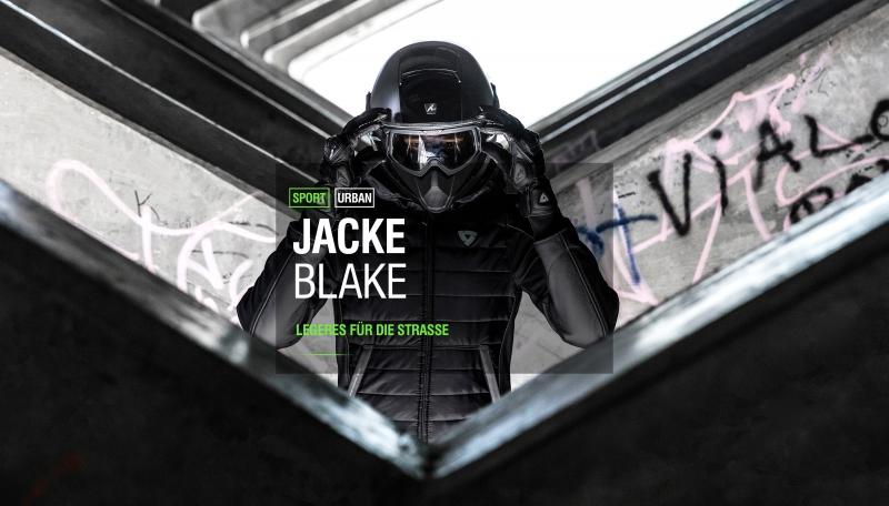 Revit Jacke Blake