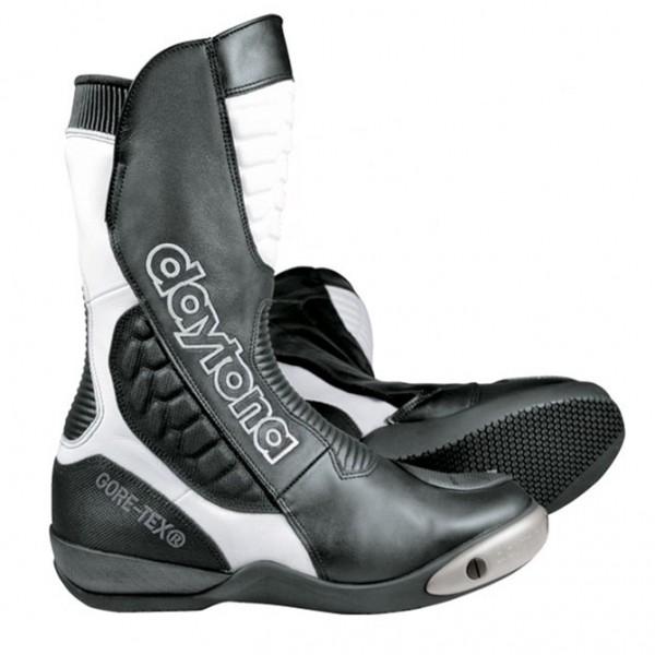 Daytona Strive GTX Stiefel - schwarz / weiß