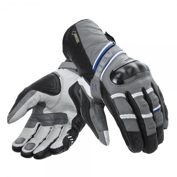 Revit Dominator GTX Handschuhe - Grau-Blau
