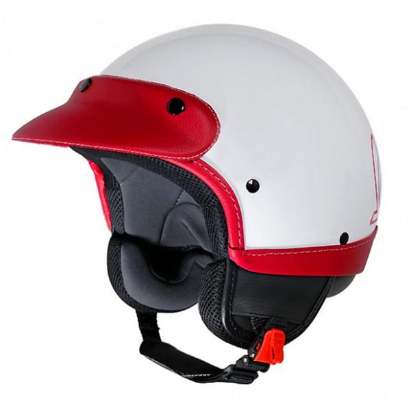 Vespa Helm Classic Jethelm - Weiß Montebianco