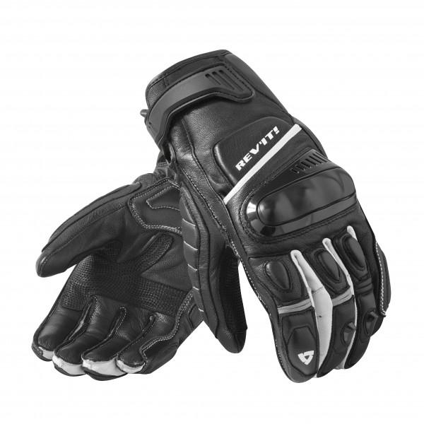 Revit Chicane Handschuhe - Schwarz/Weiss