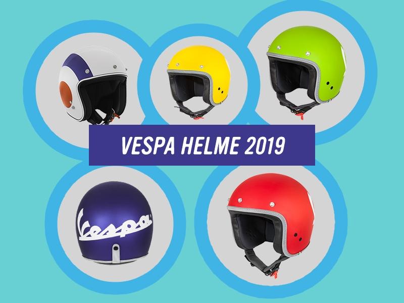 Vespa Helme 2018