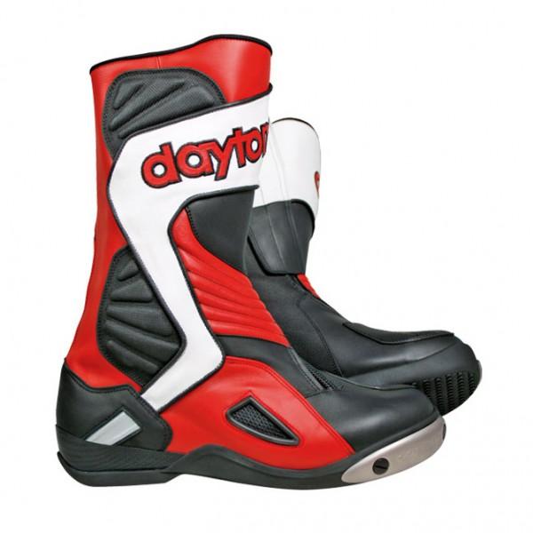 Daytona Evo Voltex GTX Stiefel - Rot-Schwarz- Weiß