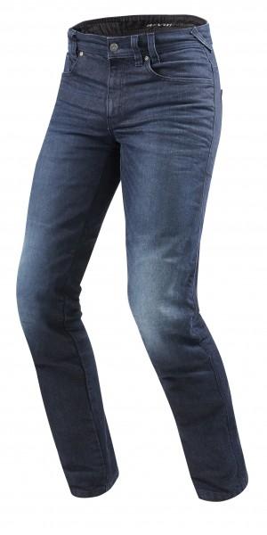 Revit Vendome 2 Jeans - Dunkelblau Used