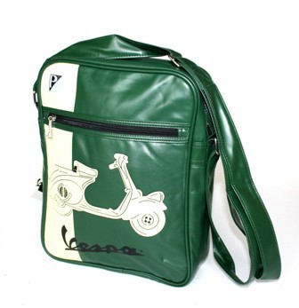 Vespa Tasche, grün, grün