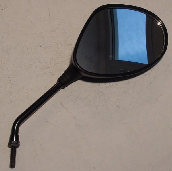 Spiegel, rechts, schwarz