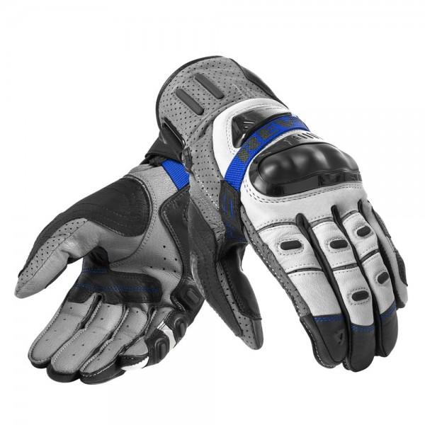 Revit Cayenne Pro Handschuhe - Grau-Blau