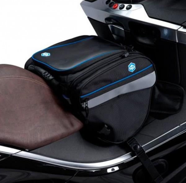 Original Tunneltasche, schwarz, 16 l für Piaggio MP3